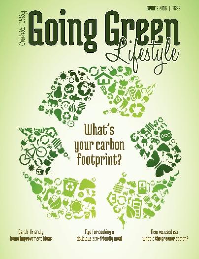 Spring 2016 Going Green Lifestyle Magazine