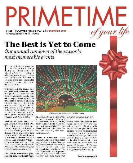 PrimeTime of Your Life - December 2016