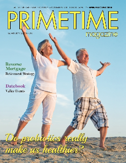 Prime Time Magazine – April 2018