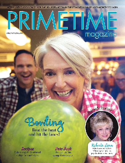 PrimeTime Magazine: April, May, June