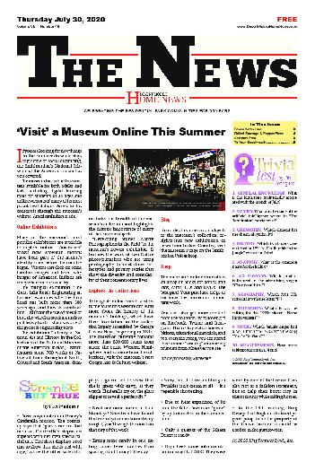 Desert Mobile Home News July 30 2020
